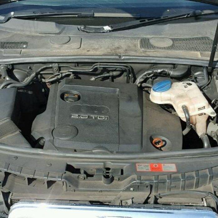 Dezmembrez Audi A6 C6 Motor BRE 2.0 tdi an 2007
