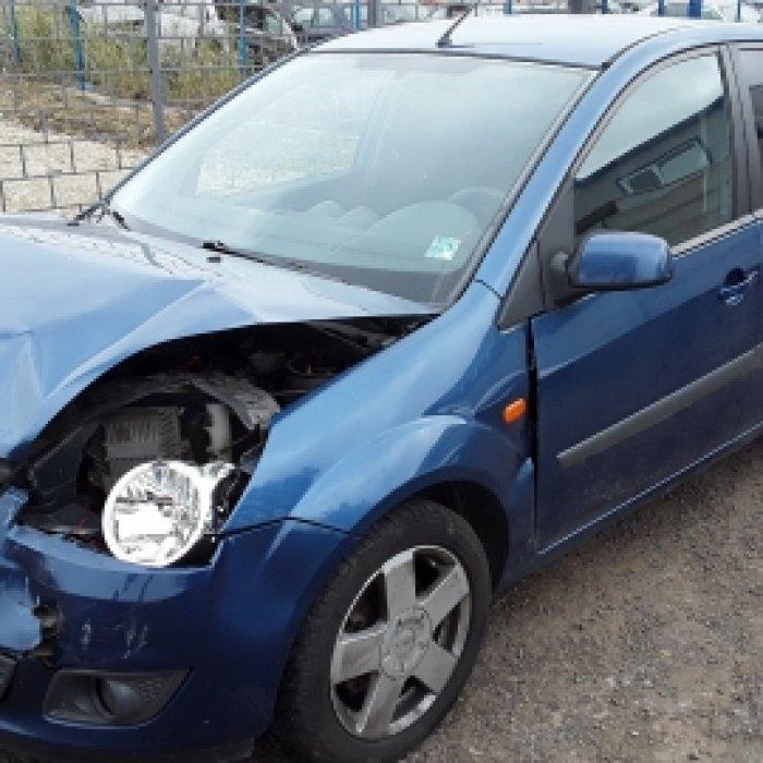 Dezmembrez Ford Fiesta V, an 2008, motorizare 1.4 TDCI, Diesel