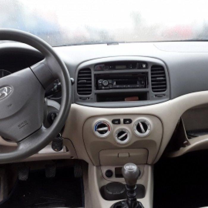 Dezmembrez Hyundai Accent III, an 2008, motorizare 1.5 CRDI GLS