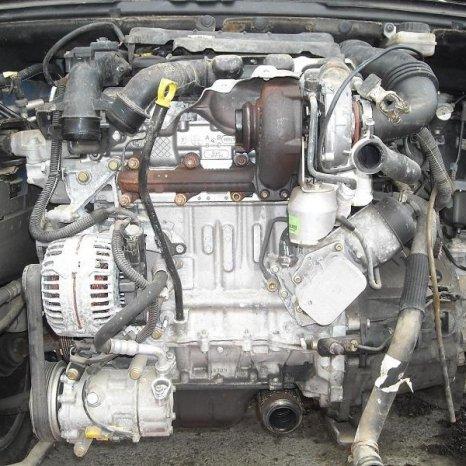 Vand motor peugeot 307, 1.6 hdi, 109 cp