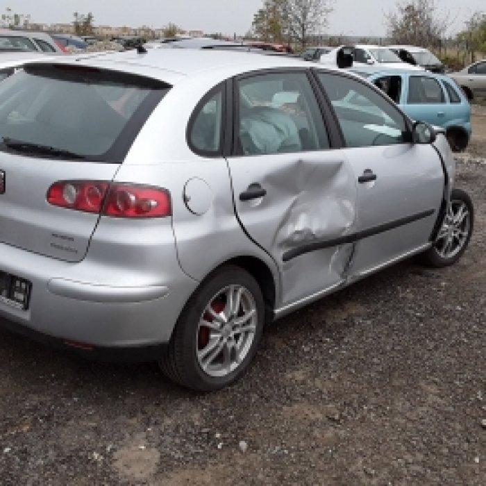 Dezmembrez Seat Ibiza IV ,an 2004 , motorizare 1.2