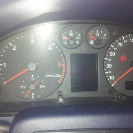 motor audi a4 25tdi 150cp