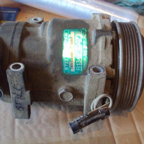 compresor fiat stilo an 2003 motor 1800 cm3