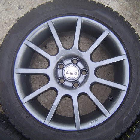 Jante aliaj Golf 4, Polo, Bora, Audi A3, Toyota Avensis- 5x100