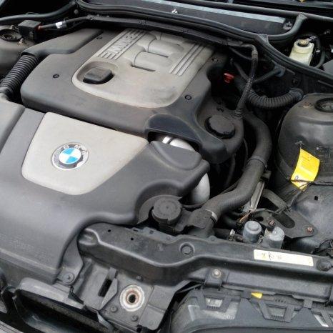 Vand motor BMW 320D E46 150CP+cutie manuala 5 trepte