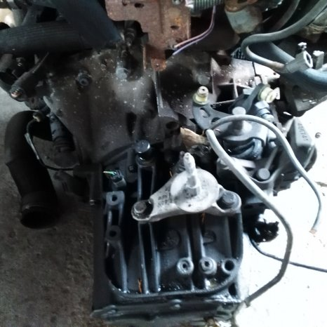 Motor Citroen C 4 2.0 HDI