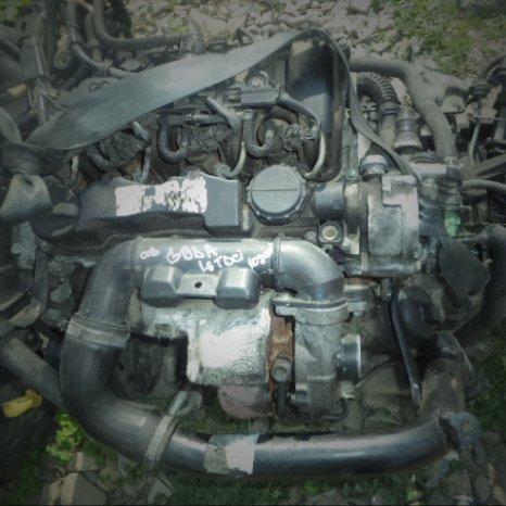 MOTOR FORD FOCUS 2, 1.6 TDCI, 109 CAI, COD GBDA