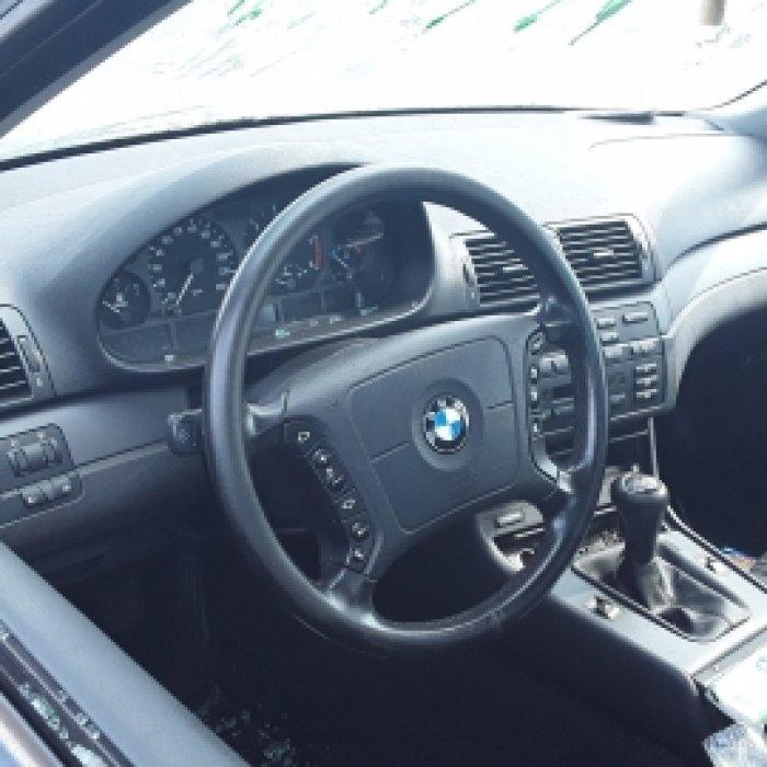 Dezmembrez BMW  3 E46, an 2000, motorizare 320 D