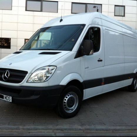 Mercedes Sprinter 2.2CDI- 2007-2012 Calculator imobilaizer