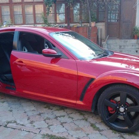 Dezmembrez Mazda RX8