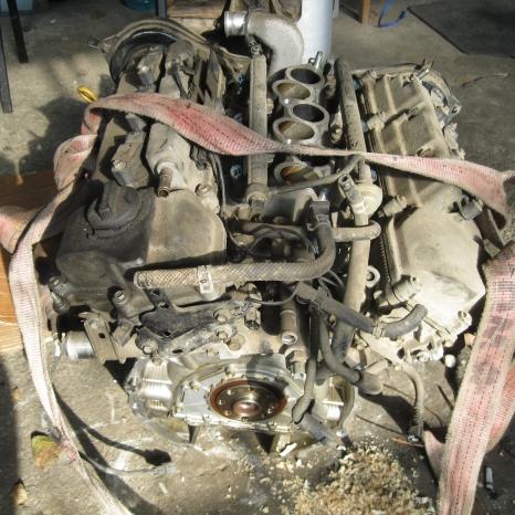 Vand motor Lexus RX 300 , cod 1MZ-FE