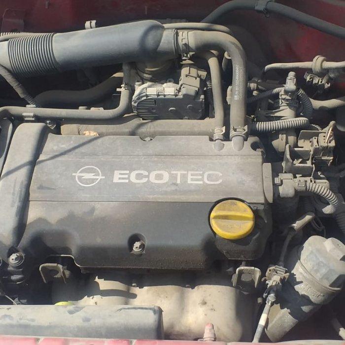 dezmembrez opel corsa c an 2005 motor 1.2 tip z12xep euro 4 twimport,motor, cutie viteze