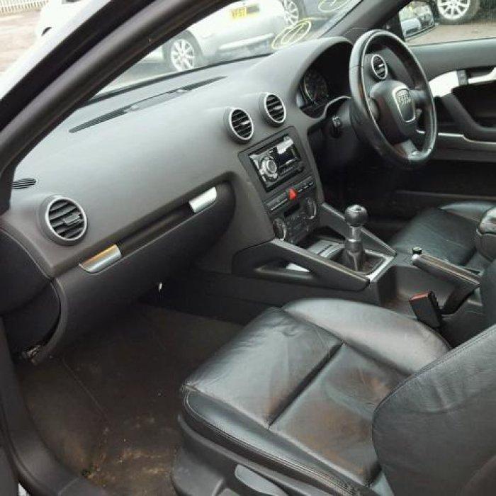 Dezmembrez Audi A3 SLine Interior/Exterior Motor BKD 2.0 Tdi An 2007