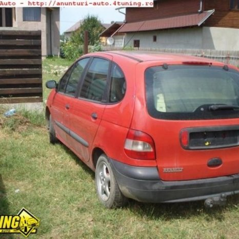 piese scenic 1 an 1998 motor 1600 cm3 ,66kw