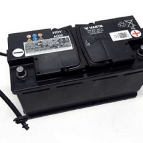 Baterie acumulator auto audi varta Black 12v110Ah EN 920 393x175x