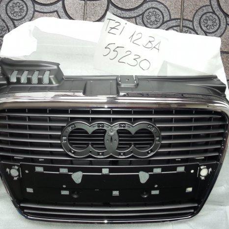Grila radiator.crom NOUA pt Audi A4(8ec/8ed;B7)an 2004-2008