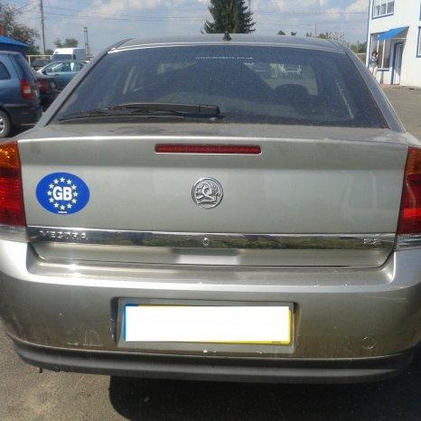 Dezmembram Opel Vectra C