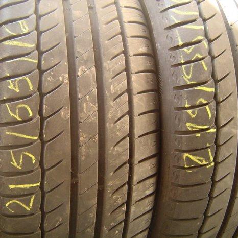 Cauciucuri SH de vara  215/55/16 - Michelin