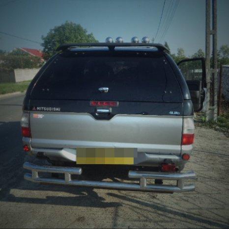 DEZMEMBREZ MITSUBISHI L 200, 2.5 diesel, COD MOTOR 4D56 DIN 2004
