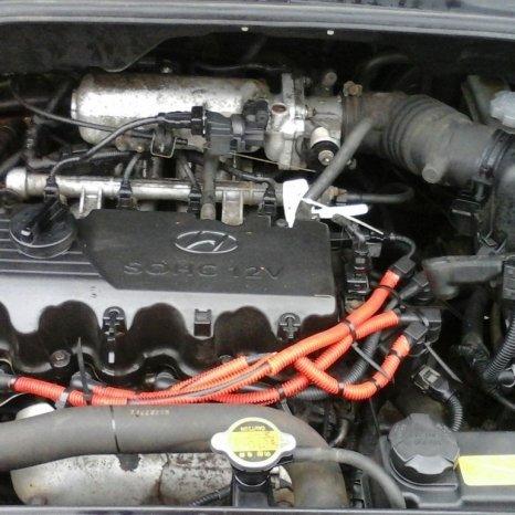 dezmembrez hyundai getz an 2004 motor 1,1 1,3 1,4