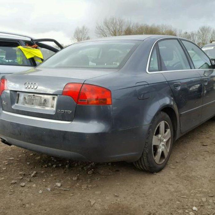Dezmembrez Audi A4 B7 Motor BLB 2.0 Tdi an 2005