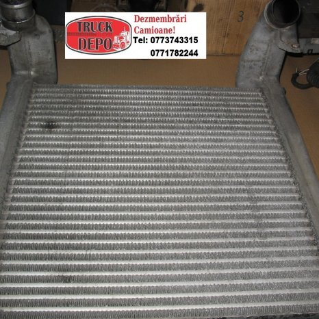 Intercooler MAN LE 12.220.