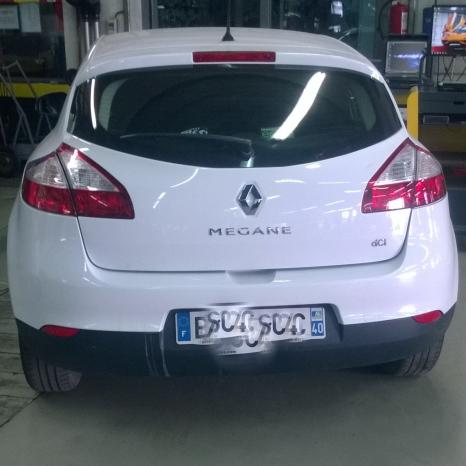 Dezmembrez Renault Megane 3 hatchback, 1.5 dci