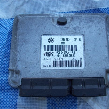 calculator motor skoda fabia, vw polo, golf