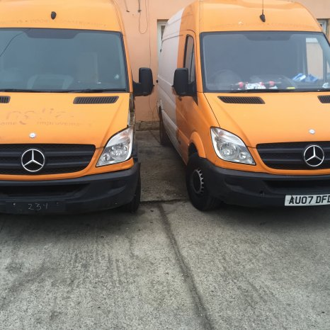 Pompa ABS Mercedes Sprinter 2.2 CDI- 2007-2012