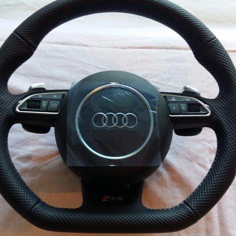 Volan Audi  RS6 tesit + Airbag