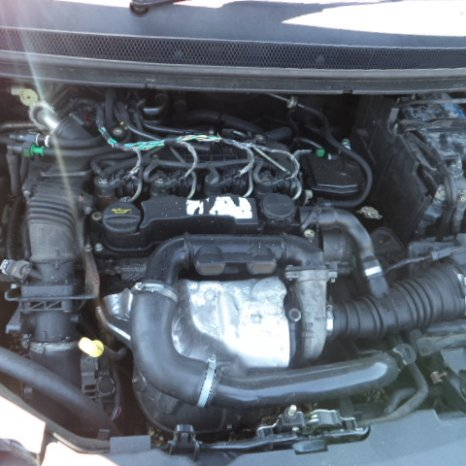 motor ford focus 2  1,6 tdci