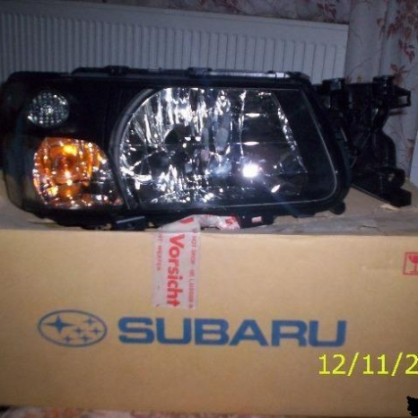 far subaru forester