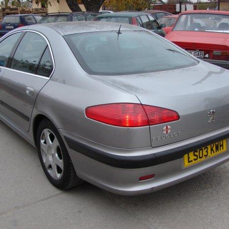 Dezmembrez Peugeot 607 din 2003