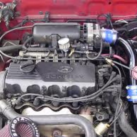 vand motor 1.5 benzina de la hyundai accent