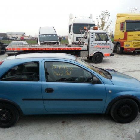 Dezmembrez gama Opel la preturi mici
