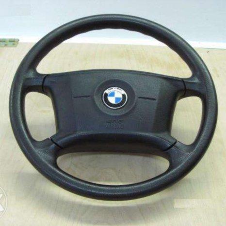 Volan BMW + AIRBAG impecabil se potriveste pe orice model