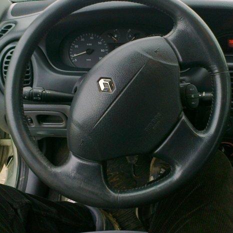airbag volan renault megane 1 an 1999-2003 cod 7700427616