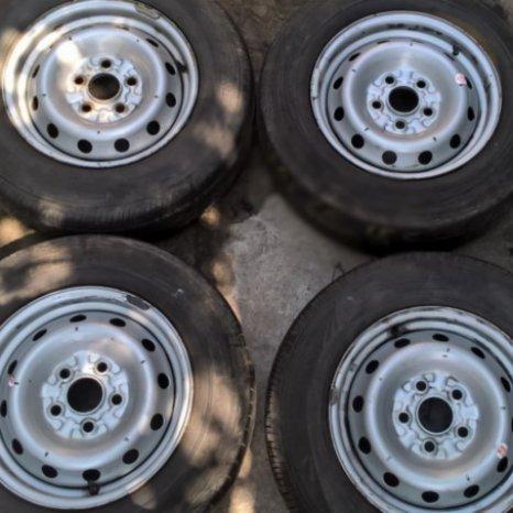 Jenti tabla SAAB 9-5, Opel Insignia, Hyundai H1-Starex, R15-5x120