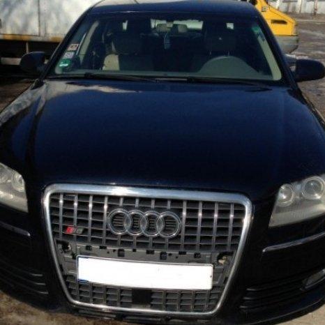 Dezmembrez Audi A8 6.0 W12