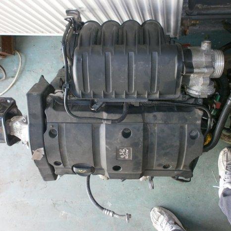 motor peugeot 307 1.6i 16v 108cp