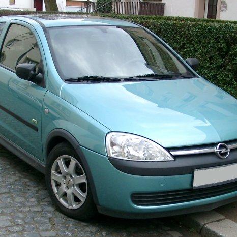 Piese Opel corsa c 1.0 i, 1.7 dti 2002