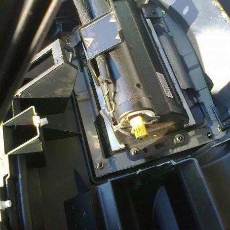 set complet plansa bord cu airbag Renault megane 2