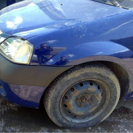 Jante tabla 14 Dacia Logan 1.5 dci euro3 euro4