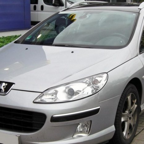 Dezmembrez Peugeot 407 SW 1.6 hdi 2004