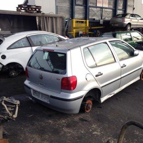 Motoras stergator hayon Volkswagen Polo 9N