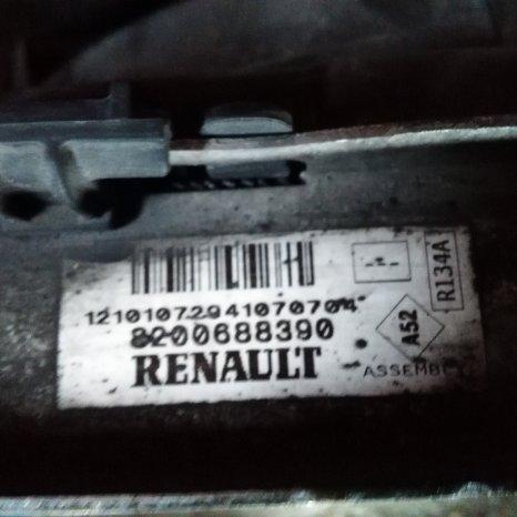 Radiator AC Renault Clio 3
