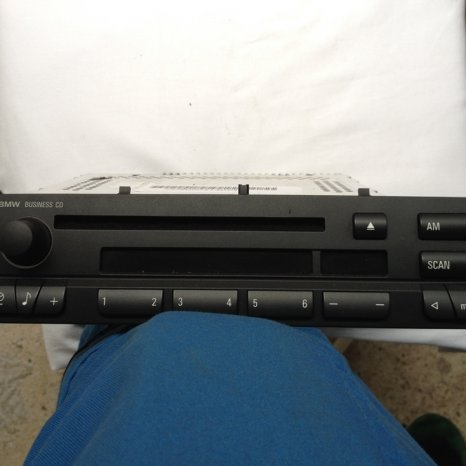 CD Player BMW Business CD Class 1 E46