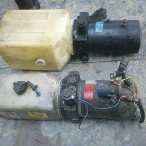 Pompa de basculare 12v de 180 - 200 Bari