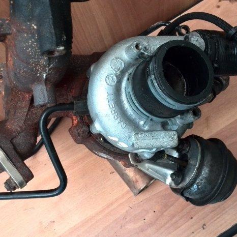 Vand turbina GT1749V 038 253 019C Audi / VW / Skoda 1.9 TDI