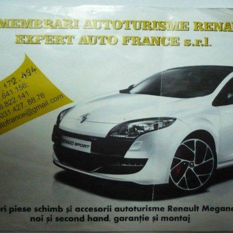 Dezmembrez Renault Megane 3 break, 1.5 dci (2008-2015)